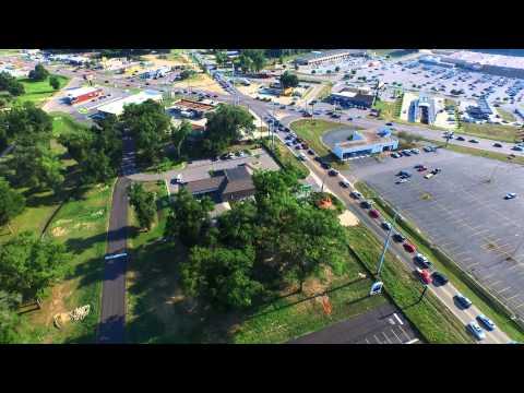 Schillinger and Moffett roads in Semmes, Alabama