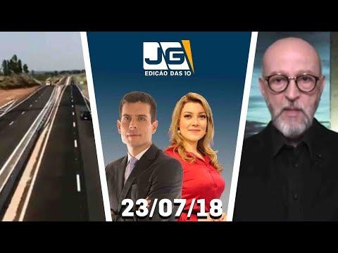 Jornal da Gazeta - Edição das 10 - 23/07/2018