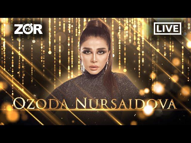 Ozoda Nursaidova  (konsert dasturi 2020) - ZO'R TV