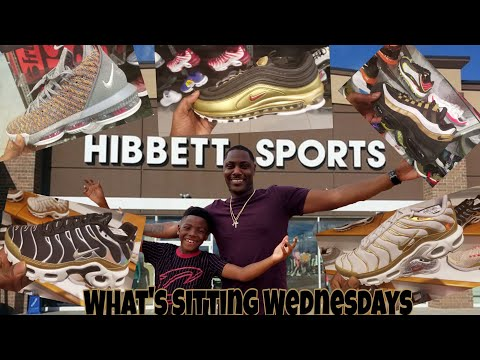7afdf42b35fad0 What s Sitting Wednesdays Ep. 2   1st time at Hibbett sports  RoadTo1K