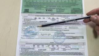 видео Страхование автомобилей при выезде за границу