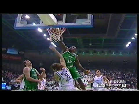 Basket - compilation Serie A 2004-2005
