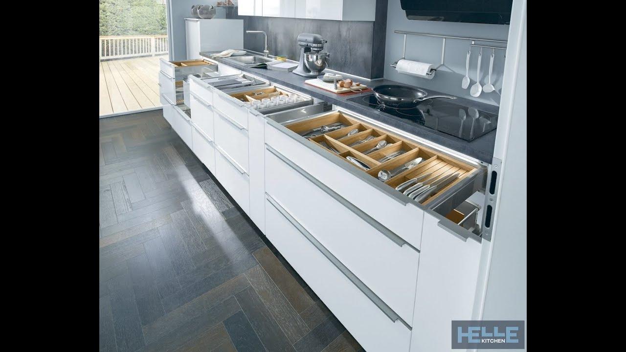 Soluzioni intelligenti per attrezzare gli spazi della cucina youtube - Soluzioni no piastrelle cucina ...
