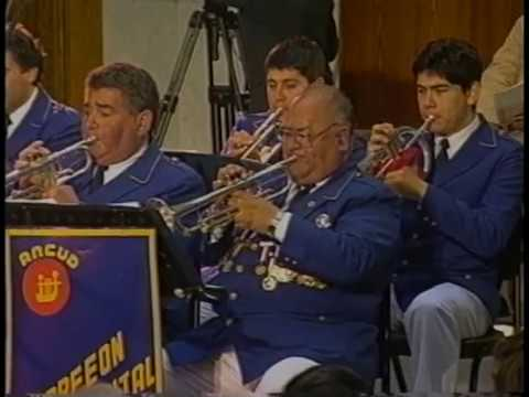 Concierto Orfeón Instrumental Ancud en el congreso 2005