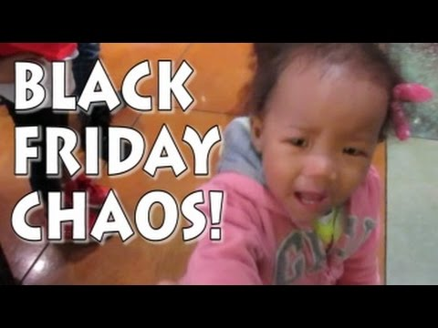 Watch: Absolute chaos at SA malls for Black Friday sales ...