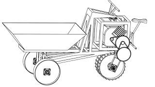 Gambar cover Membuat mesin pengangkut sawit | Obie aljazari