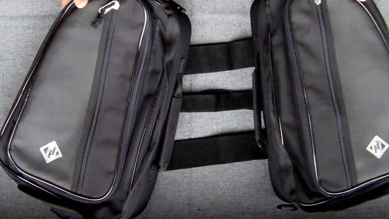 moto detail saddlebags unboxing hd part 2. Black Bedroom Furniture Sets. Home Design Ideas