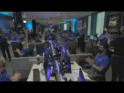 AFP Português: Missão histórica no espaço   AFP