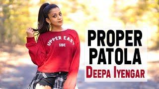 Proper Patola - Namaste England | Deepa Iyengar Choreography | Bollywood Dance