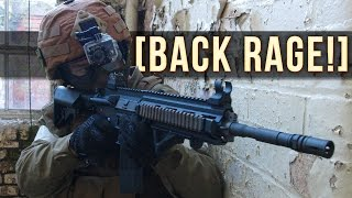 Back Rage! Airsoft Style! | Swat Fortress