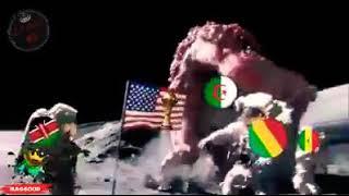 فيلم قصير لوصف#المنتخب#الجزائري في كأس إفريقيا2019