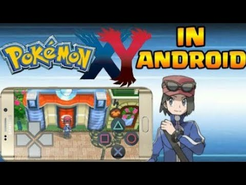 [10mb] NOW DOWNLOAD POKEMON X AND Y FOR ANDROID || FOR FREE