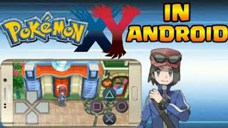 10mb NOW DOWNLOAD POKEMON X AND Y FOR ANDROID