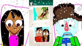 Момо и Балди + Момужик анимация