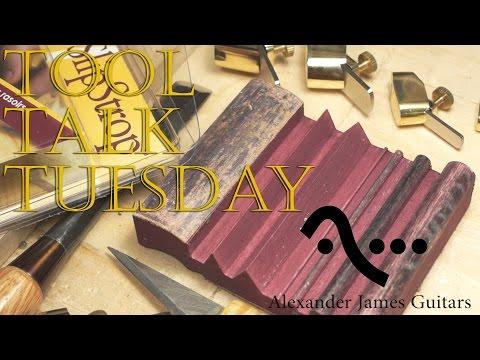 Flexcut SlipStrop honing tool - Tool Talk Tuesday #7 AJG