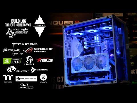 BUILD LOG: Project Iceberg VXR | Tecware VXR White