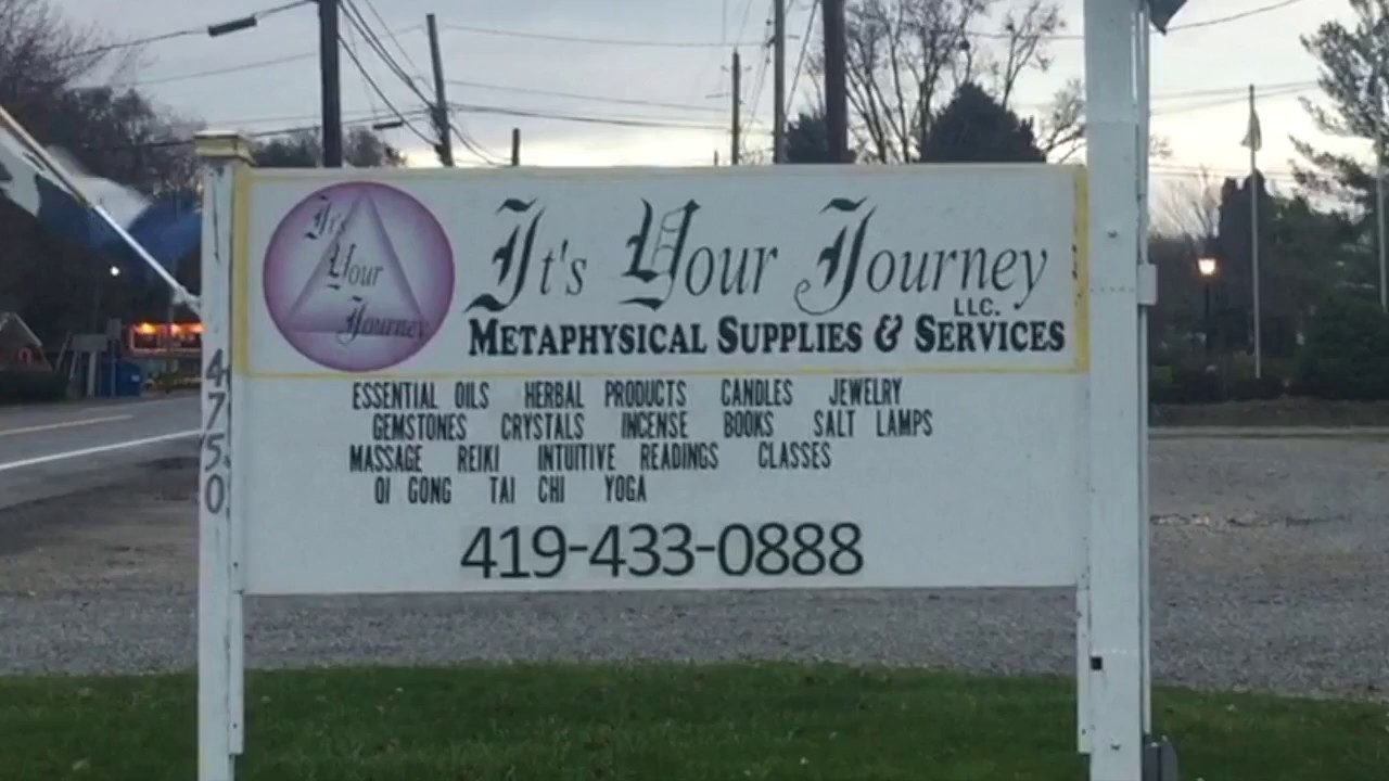 It's Your Journey - Retail and wholesale of metaphysical