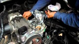 Adaptación de carburador a vehículo de inyección electrónica