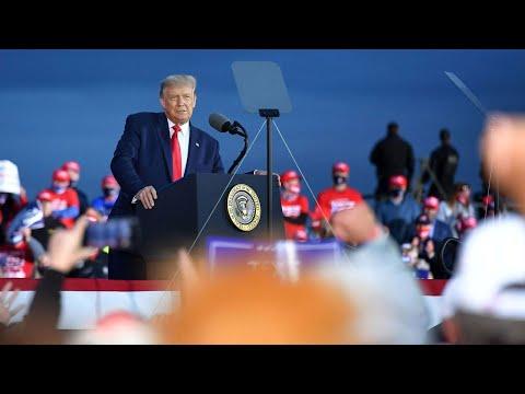 Live: Trump Holds Campaign Rally In Reno, Nevada | NBC News