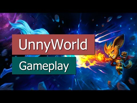 UnnyWorld  - Gameplay