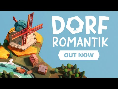 Dorfromantik - Early Acces Launch Teaser