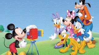 Disney Jigsaw Puzzles Mickey & Minnie Mouse Pluto Goofy Donald & Daisy Duck Mickey Mouse Clubhouse