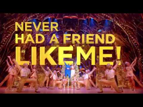 """Friend Like Me"" from ALADDIN on Broadway (Lyric Clip)"
