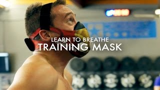 Training Mask - Learn To Breathe CrossFit
