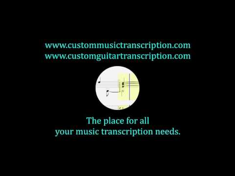 Here, There And Everywhere   José Feliciano   Custom Guitar Transcription