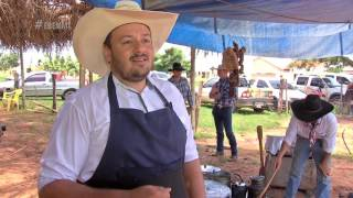 A tradição da comida tropeira - Adriano Soares repórter