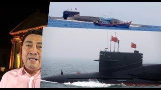 Nổi tàu ngầm, Trung Quốc dọa VN – Gặp Tư bản, Hà Nội liền ký gấp