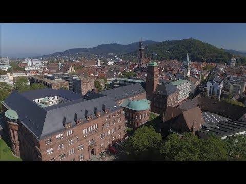 Englisches Seminar Uni Freiburg Imagefilm