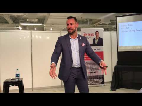 Rey Perez - 2017 Small Business Expo Presentation