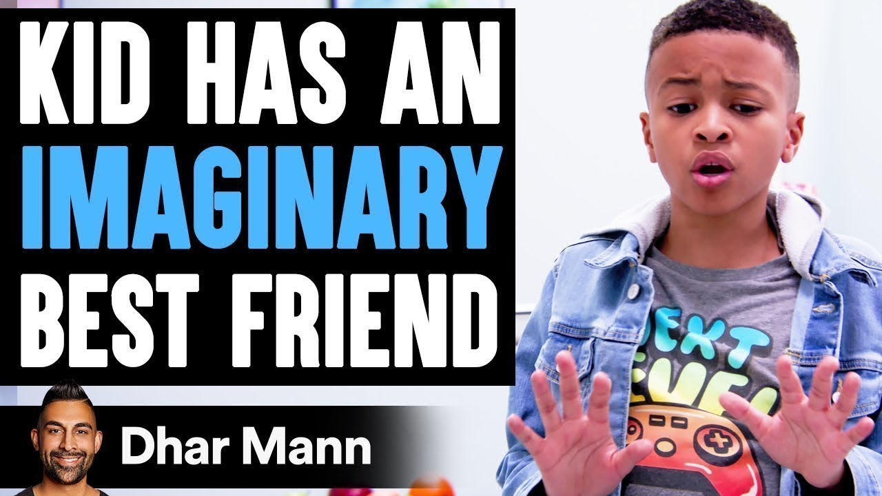 Download Kid Has An IMAGINARY BEST FRIEND, What Happens Is Shocking | Dhar Mann