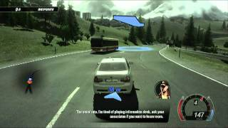 Crash Time 5 Undercover Gameplay Xbox 360