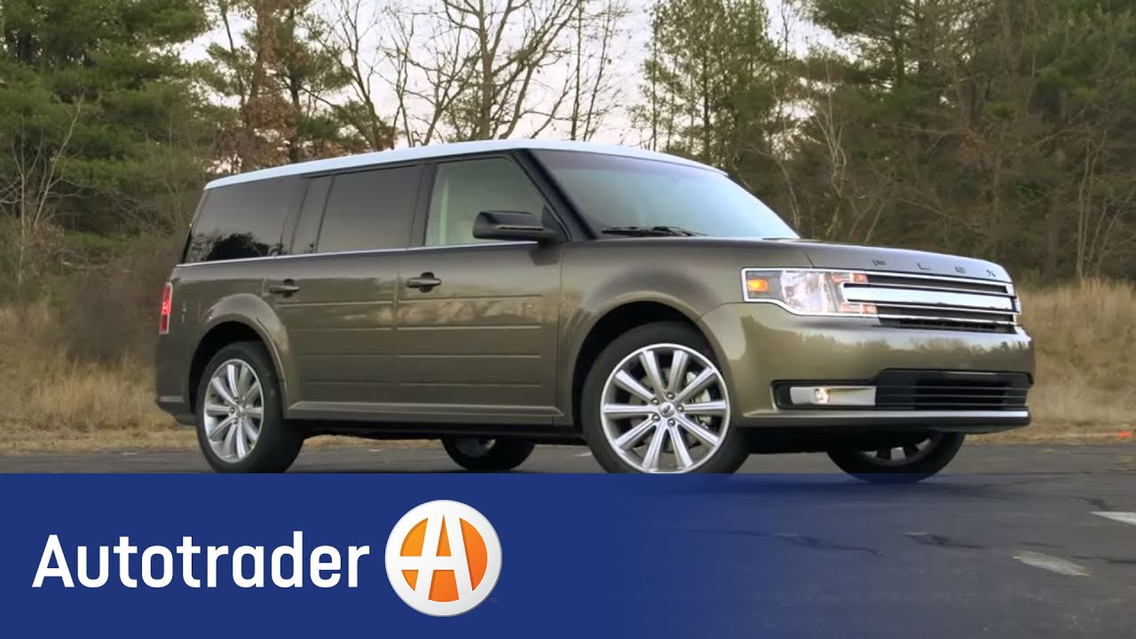 2017 Ford Flex Suv New Car Review Autotrader