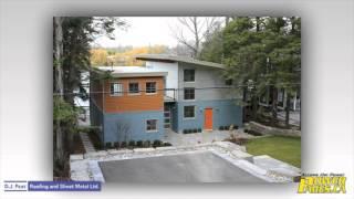 D J Peat Roofing & Sheet Metal • 519-371-3888