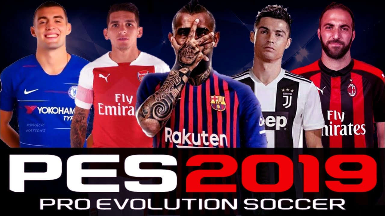 Download Pes Jogress V3 5 New Update Kits & Transfer 2018 / 2019