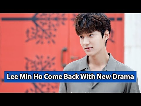 """Lee Min Ho Is Back In New Drama """"The King: The Eternal Monarch"""""""