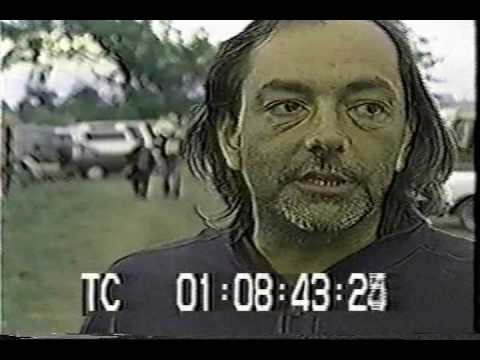 Rich Mullins - 700 Club Interview, Cornerstone Festival, 1997