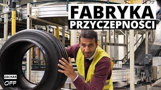 Polska fabryka przyczepności -  zobacz kulisy produkcji opon