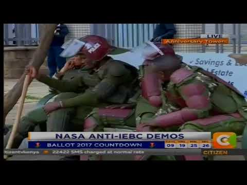 Citizen Extra : NASA Anti-IEBC Demos