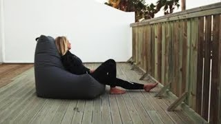 Riverside Introducing B Bag Outdoor Bean Bags by Extreme Lounging