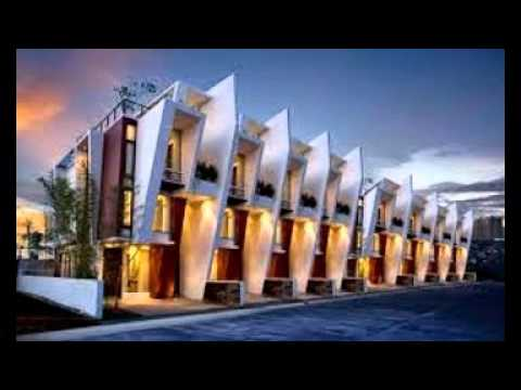 Modern Residential House Design - YouTube