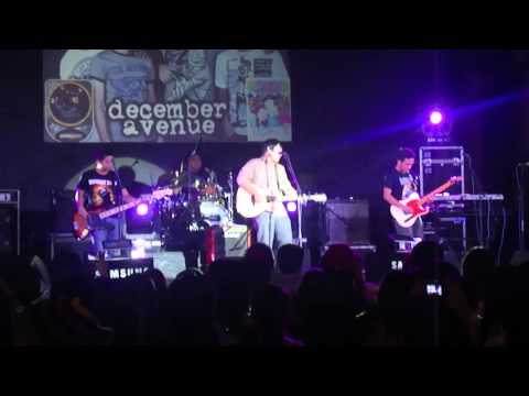 [01-13-2012] December Avenue - I Don't Wanna Wait (Paula Cole Cover)