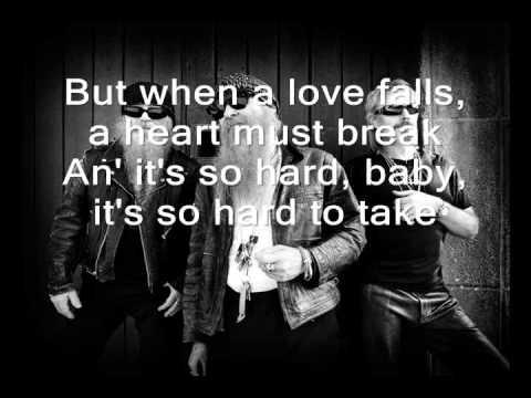 ZZ Top- It's So Hard (lyrics)