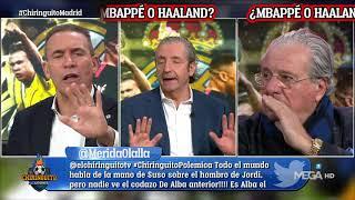 PEDREROL y el PROBLEMA que puede tener el R. MADRID con MBAPPÉ