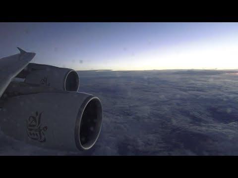 [4K] TRIPREPORT | Emirates A380-800 | Christchurch to Sydney