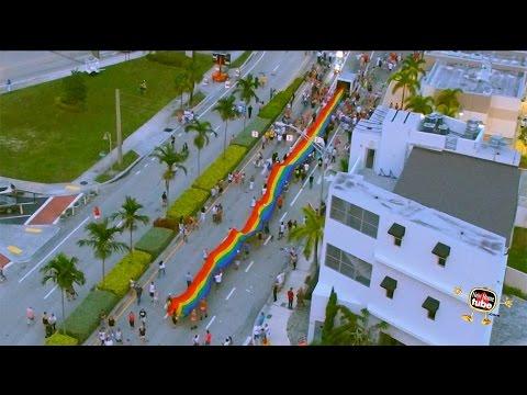 Wilton Manors Pride Parade  2016 by Paul G Straub Realtor