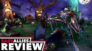 MediEvil (2019) - Easy Allies Review (Video Game Video Review)